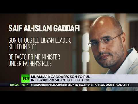 Xxx Mp4 Gaddafi S Son May Run For President In Libya Has Lots Of Supporters – Saif S Lawyer EXCLUSIVE 3gp Sex