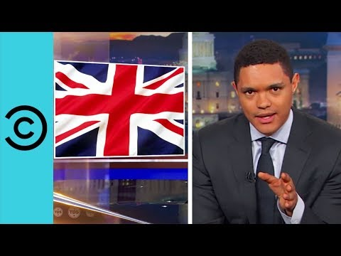 What Is Brexit Plus Plus Plus The Daily Show Comedy Central