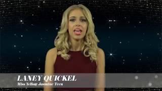 Yellow Jasmine TEEN - Laney Quickel