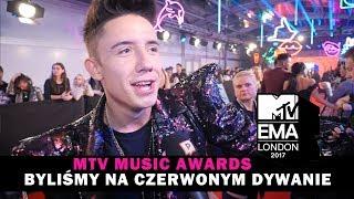 MTV MUSIC AWARDS - byliśmy na czerwonym dywanie!