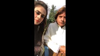 Sobia Khan and Jahangir Khan Facebook Live Video New