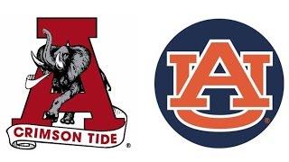 1979 Iron Bowl, #1 Alabama vs #14 Auburn (The Bear Bryant Show)