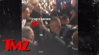Migos and Chris Brown Fight Sucked in Future & DJ Khaled Too | TMZ