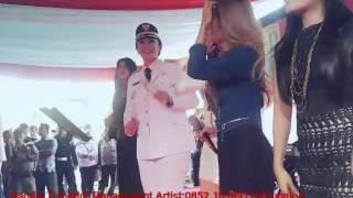 KABOGOH JAUH-Ceu Nel (bupati karawang)feat de mocca gobek &kiki syarah