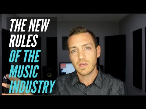 The New Rules Of The Music Industry TheRecordingRevolution
