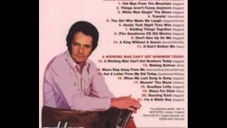 Merle Haggard ~ Things Aren