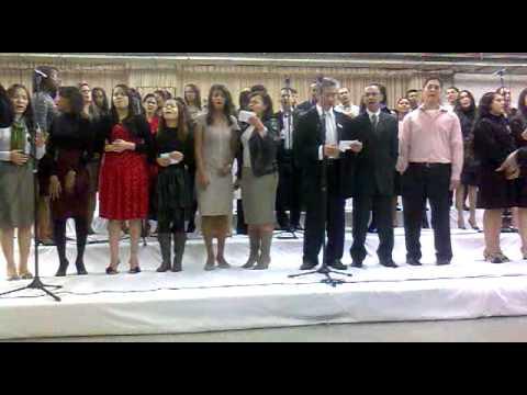 Grupo Adorar t IPDA Sede Mundial