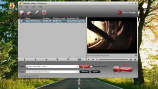 Add subtitles to MKV with Pavtube Video Converter