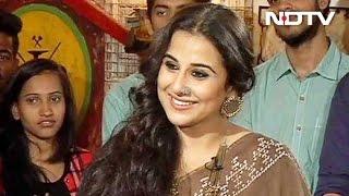 WATCH: Spotlight with Vidya Balan | Hindi Interview