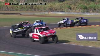2017 Darwin Race 3 - Stadium SUPER Trucks
