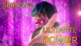 Miraculous Ladybug Ultimate Power Transformation! SEASON 2