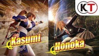 Warriors All-Stars - Kasumi/Honoka Highlight!