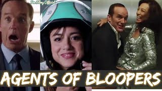 Marvel Agents of Shield Hilarious Bloopers & Gag Reel - All Seasons Compilation - 2017