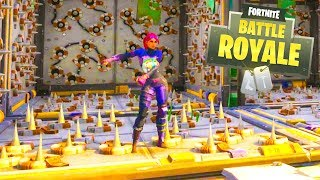 BIGGEST SPIKE TRAP HOUSE in Fortnite Battle Royale