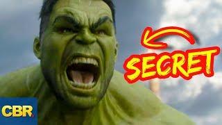 10 Hulk Secrets That Marvel Kept Hidden
