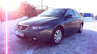 2005 Honda Accord 2.4. Start Up, Engine, and In Depth Tour.