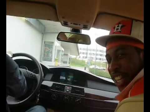 vlog #7 - At Mc Donalds with Dj Ma$$, Germany