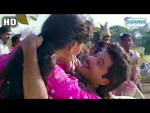 Xxx Mp4 Anil Kapoor Madhuri Dixit Romance In Mela Beta HD Hindi Romantic Movie Scene 3gp Sex