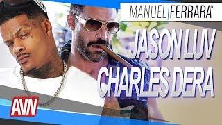 Charles Dera et Jason Luv - AVN Expo 2018 avec Nephael