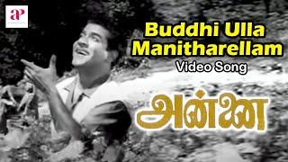 Buddhi Ulla Manitharellam | Chandrababu | Annai |