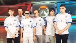 Overwatch World Cup! Introducing Team UK! GOD SAVE THE QUEEN!