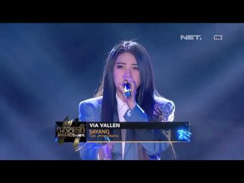 Via Vallen ft Boy William - Sayang I ICA 5.0 NET