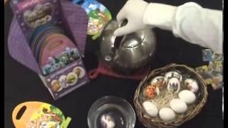برچسب جادویی تخم مرغ - خاگ برگردون www.KHAG.ir