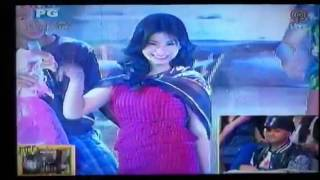 Angel Locsin Whoops Kirri Solo in Showtime