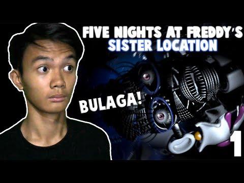 Xxx Mp4 ANG CREEPY FNAF Sister Location 1 Filipino 3gp Sex