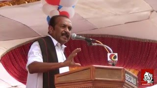 MGR wanted me to join ADMK - Vaiko | Election Fever