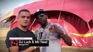 Luck & Neat, Matt Jam Lamont, General Levy, IC3 @ Moondance 16