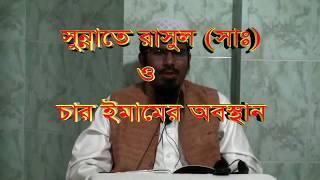 76 Bangla Waj Sunnate Rasul (sw) O 4 Imamer Obostan by Shahidullah Khan Madani