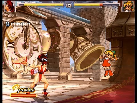 Xxx Mp4 M U G E N Mai Shiranui Me VS Juggernaut Roll Amp Abyss 3gp Sex