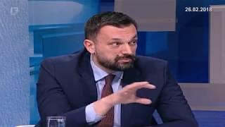 Pošteno - Asim Sarajlić i Elmedin Konaković;  26.02.2018