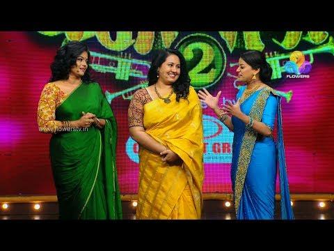 Xxx Mp4 Comedy Super Nite 2 With Manju Pillai Reshmi Gopan Part 01│Flowers│CSN 226 3gp Sex