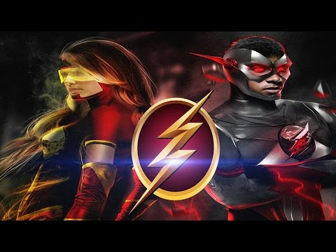 The Flash ⚡ Speedsters!