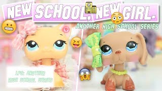 LPS: Another High School Series - Episode #1, Part 1/2 (New School, New Girl) [New Mini-Series]