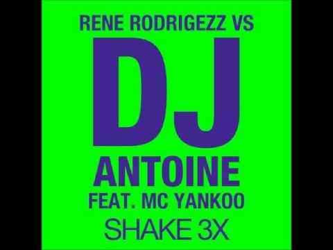Dj Antoine-Shake 3x