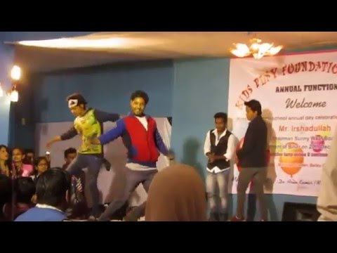 amazing dance by teen patnaites