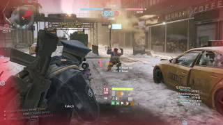Tom Clancy's The Division™ Random Team Last Stand 61k score gameplay 44 kills