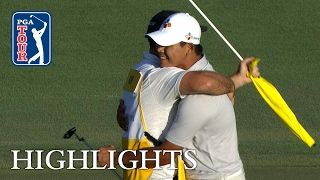 Si Woo Kim's extended highlights   Round 4   THE PLAYERS