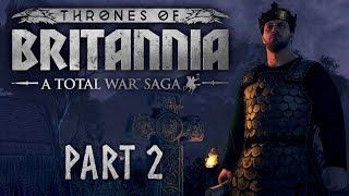 Total War Saga: Thrones of Britannia - Part 2 - The Welsh Civil War