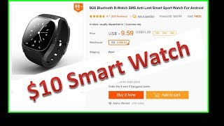 M26 Smart Watch Review