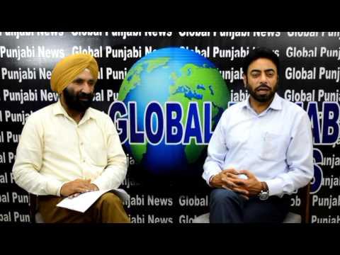 Exclusive Interview of Dr Harjot Kamal Singh MLA Moga with Amarjit Babbri