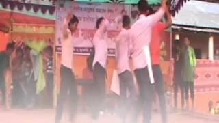 Ami Banglay Gan Gai Dance 2016