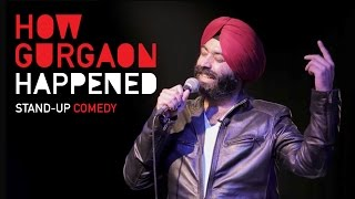 Gurgaon, traffic and rains| Stand-Up Comedy by Vikramjit Singh