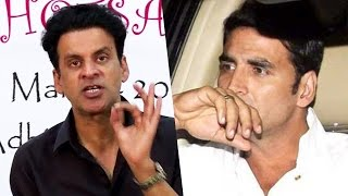 Filmfare IGNORES Akshay Kumar, Manoj Bajpai