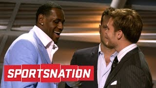 LeBron James Or Tom Brady: Who Has The Bigger Legacy? | SportsNation | ESPN