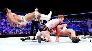 Sheamus vs. Dolph Ziggler vs. Alberto Del Rio