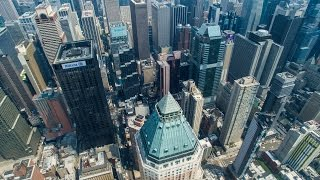 NYC Drone Video